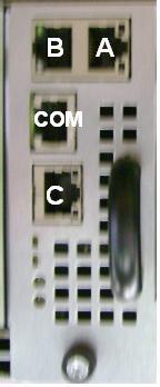 ESM-ports
